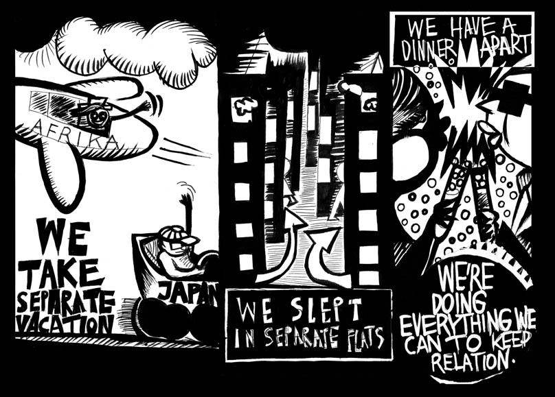Comics Rodney Dangerfield