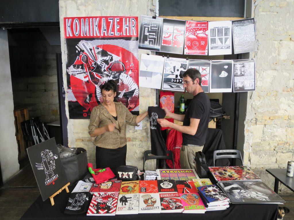 ukmukfukk budapest hungarian diy art zine festival