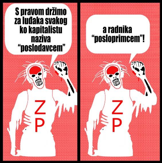 zombi proleter