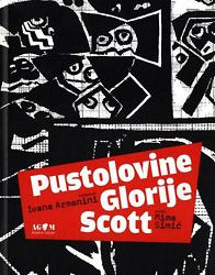 Comic Adventures of Gloria Scott, based on the stories by Mima Simić