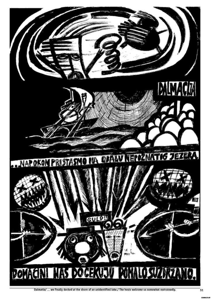 Comic Adventures of Gloria Scott