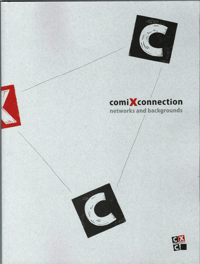 CATALOGUE OF THE COMIXCONNECTION / EXHIBITION TOUR