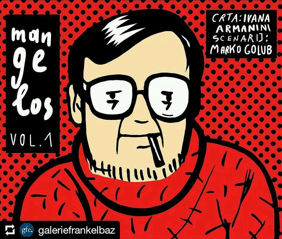 MANGELOS COMIC @ MOCA ZAGREB 2017