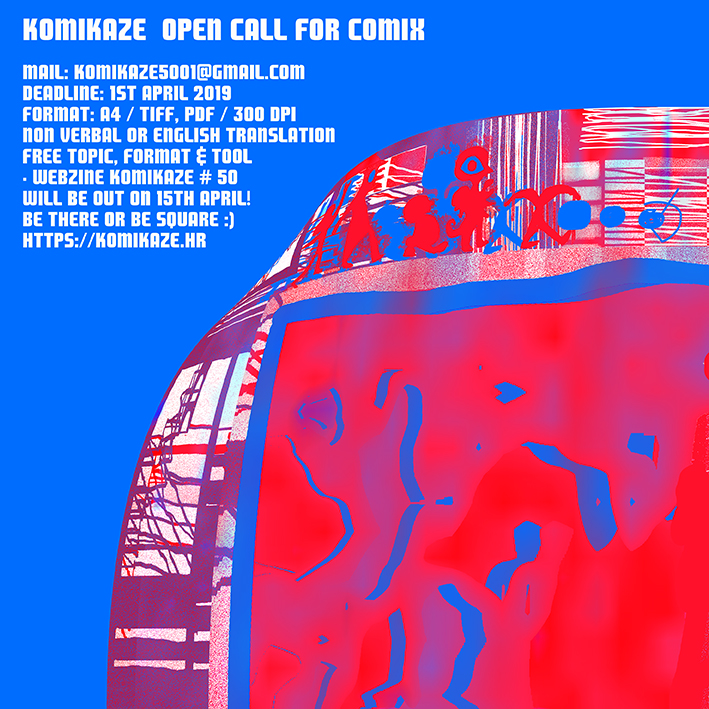 open call_komikaze