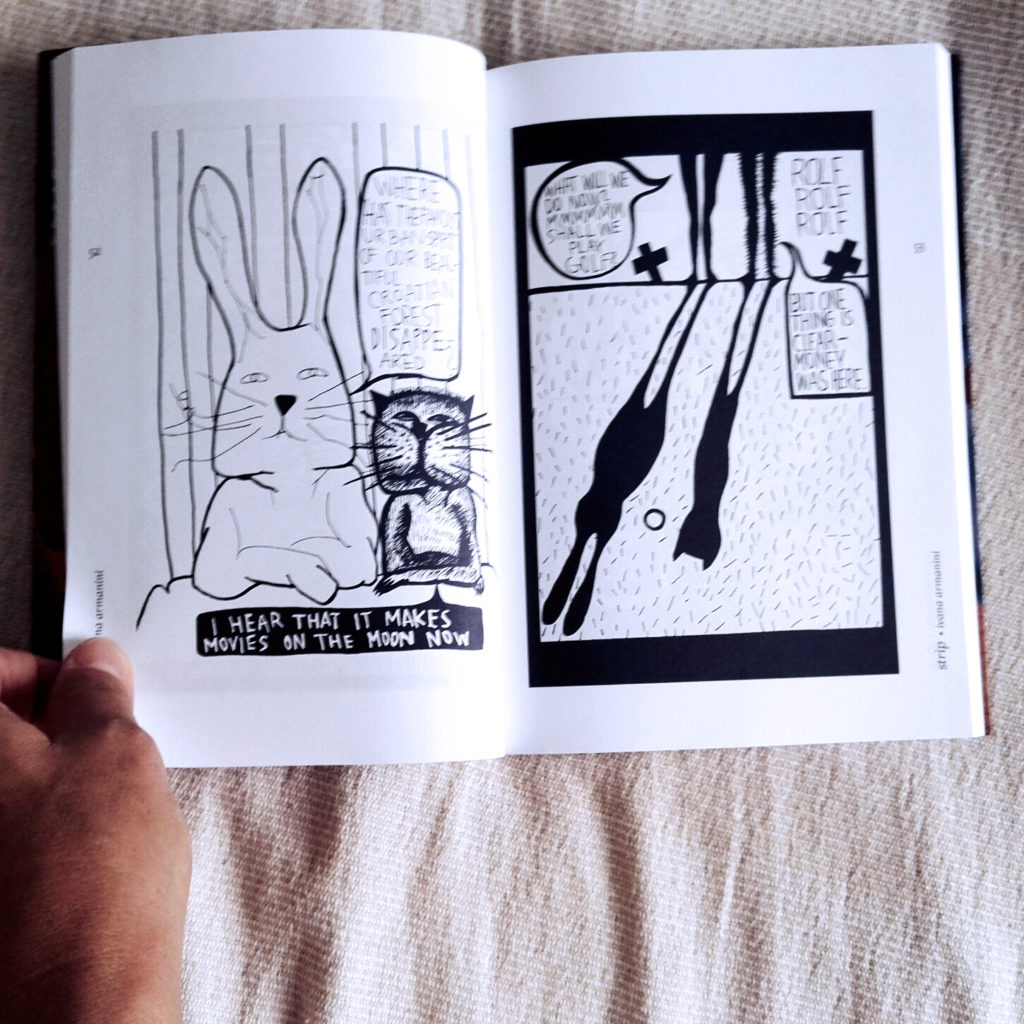 Comics @ Apokalipsa magazine