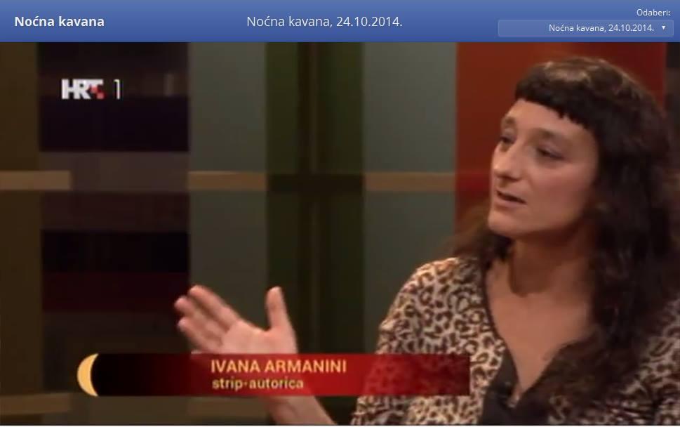 screenshot gallery_HRT1_the night cafe_TV show