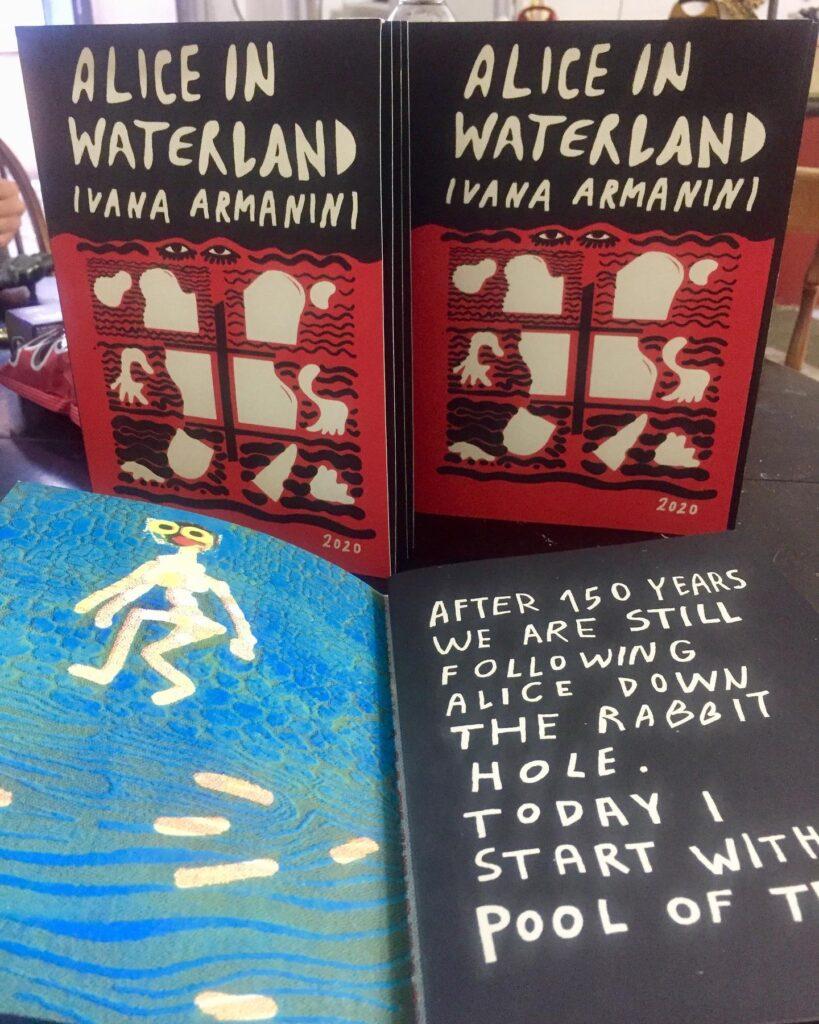 alice in waterland_silkprint